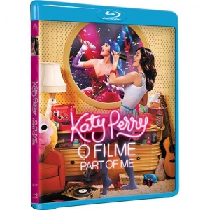 Katy Perry - O Filme - Part of me (Blu-Ray) - Katy Perry