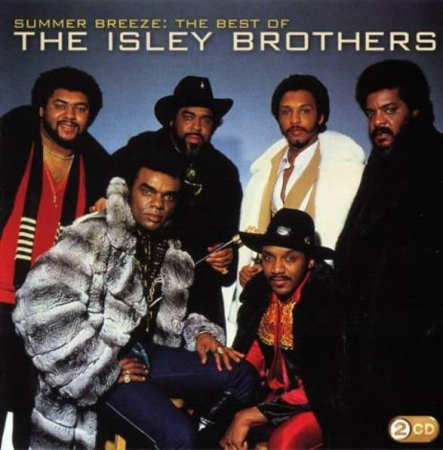 THE Isley Brothers - Summer Breeze The Best Of  Made In England