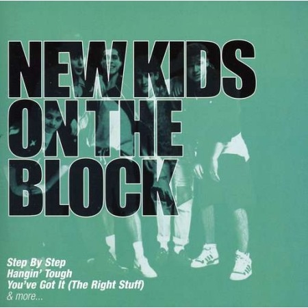 New Kids On The Block - The Collections IMPORTADO