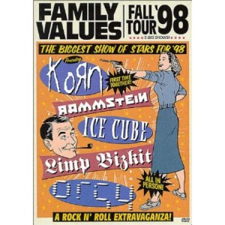 Family Values - Fall Tour 98
