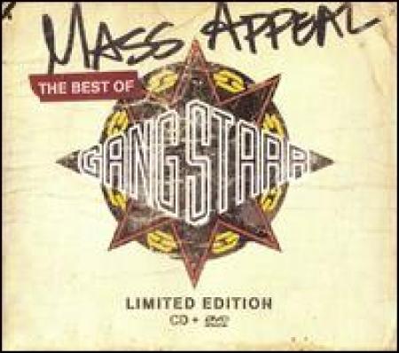 Gang Starr - Mass Appeal The Best Of CD e DVD IMPORTADO