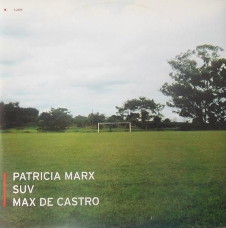 Lp Max De Castro - Patricia Marx