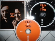 Elis & Tom - Ediçao Especial CD + ( DVD Audio)