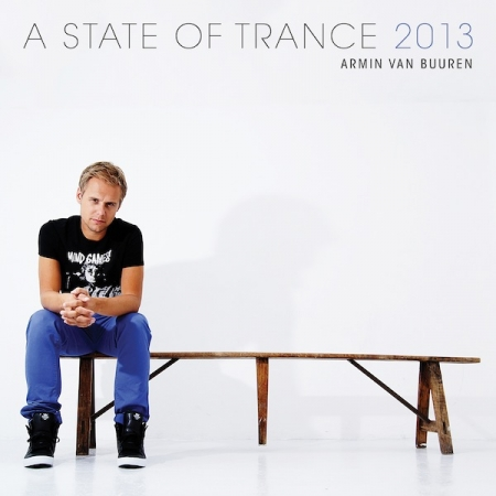 Armin van Buuren - A State Of Trance 2013 CD DUPLO