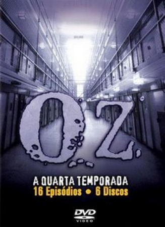 Oz - A Quarta Temporada 16 Episodios 6 Discos