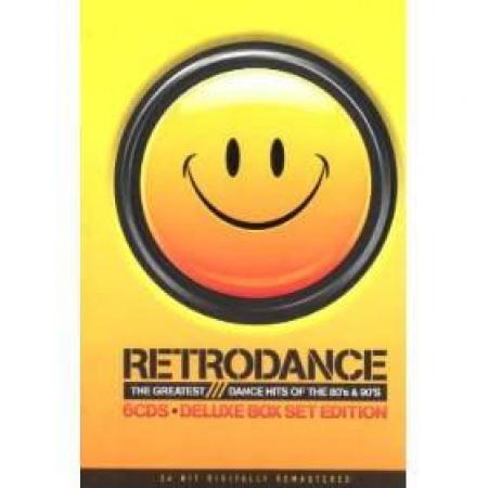 Retrodance - The Greatest 6 Cds Deluxe Box Edition