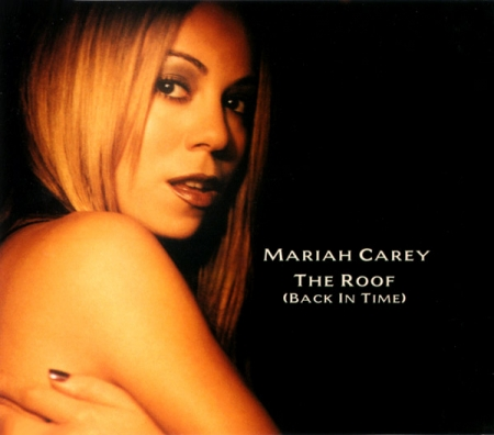 Mariah Carey - The Roof Back In Time Columbia Cd Single