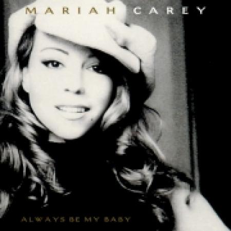 Mariah Carey - Always Be My Baby Cd Single