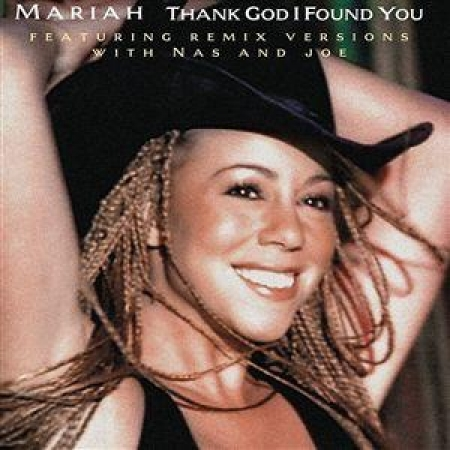 Mariah Carey - Thank God I Founf You Cd Single