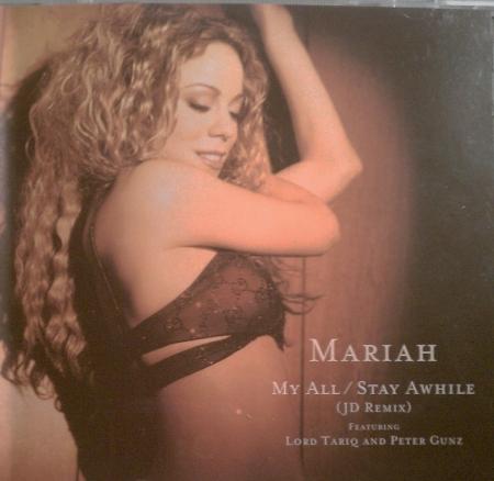 Mariah Carey - My All Stay Awhile Single