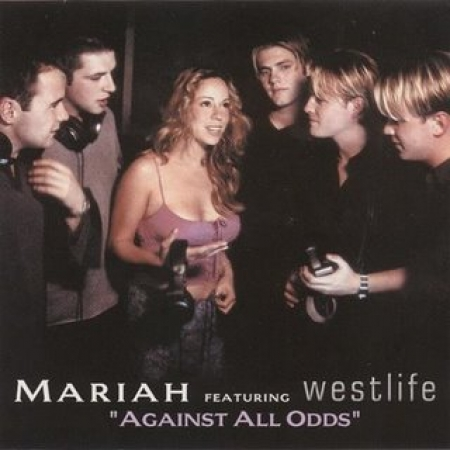 Mariah Carey Featuring Westlife - Against All Odds Single