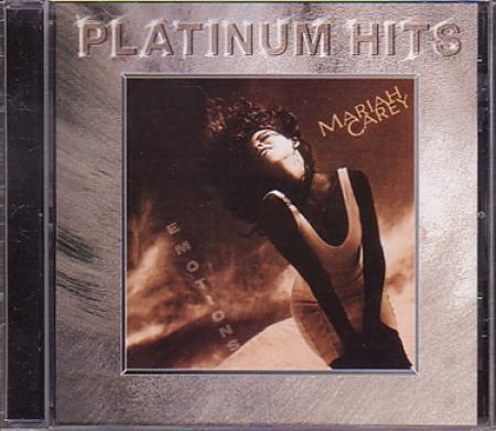 Mariah Carey - Emotions Platinum Hits Single
