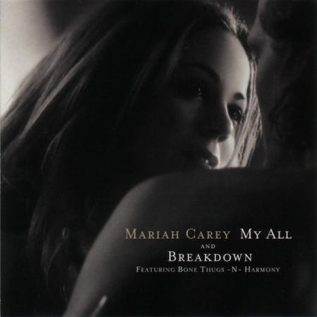 Mariah Carey - My All Breakdown Single