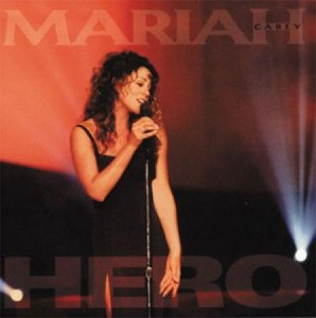 Mariah Carey - Hero Single