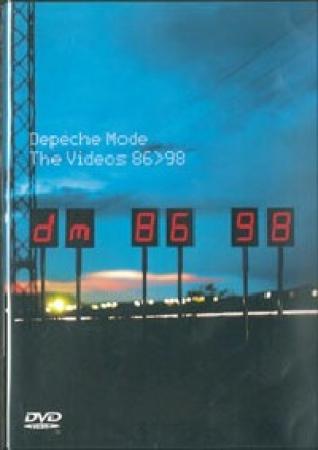 DEPECHE MODE - THE VIDEOS 86-98 DVD