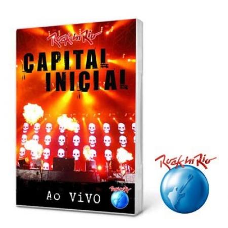 Capital Inicial - Ao vivo Rock in Rio 2011