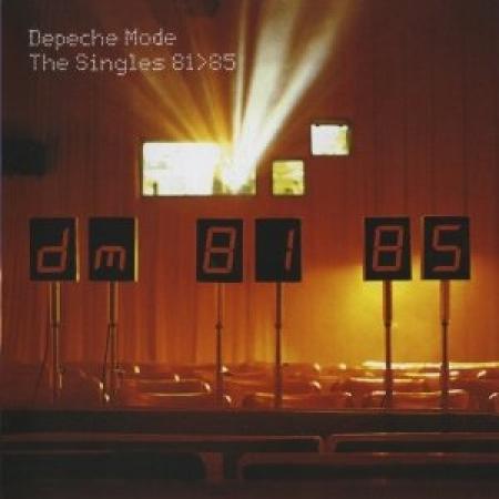 DEPECHE MODE - THE SINGLES 81 85