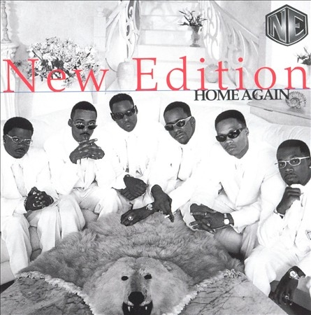 New Edition - Home Again (CD)