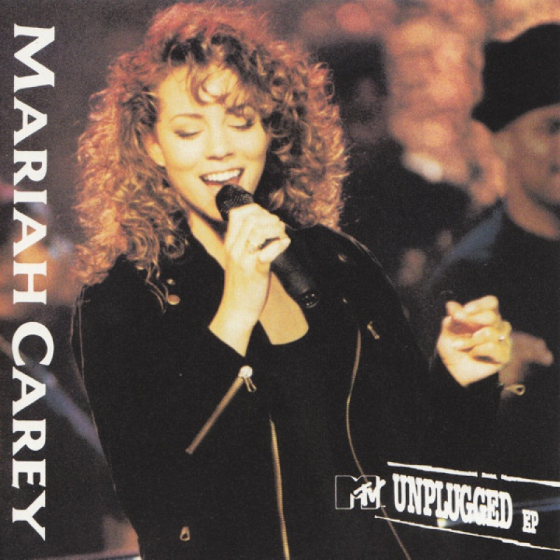 Mariah Carey - MTV Unplugged (CD)