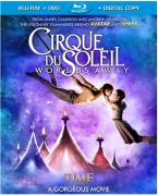 Cirque Du Soleil: Worlds Away BLU-RAY + DVD IMPORTADO