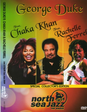 George Duke ft Chaka Khan & Rachelle Ferrell - Live at North Sea Jazz 2009 DVD