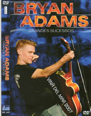 Bryan Adams - Grandes Sucessos DVD