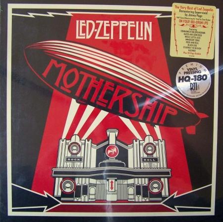 LP Led Zeppelin - Mothership Vinyl Box