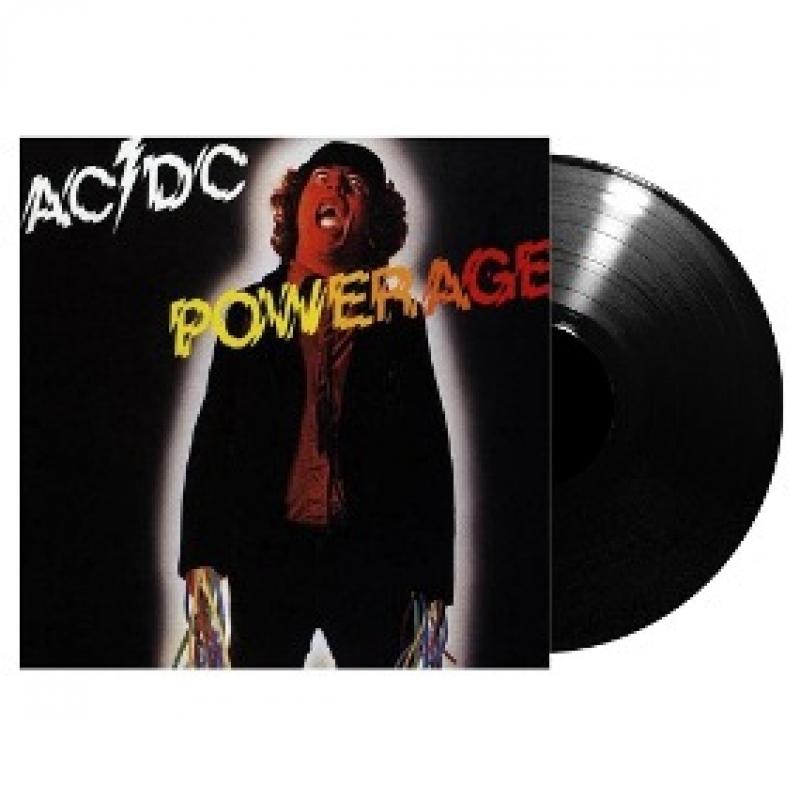 LP ACDC - Powerage VINYL (IMPORTADO LACRADO)