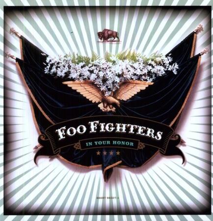 LP Foo Fighters - In Your Honor Duplo E Importado