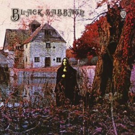 LP Black Sabbath - Black Sabbath VINYL Importado (LACRADO)