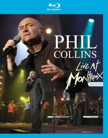 Blu-ray Phil Collins - Live At Montreux 2004 Nacional