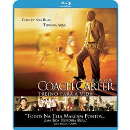 Blu-Ray Coach Carter - Treino Para a Vida