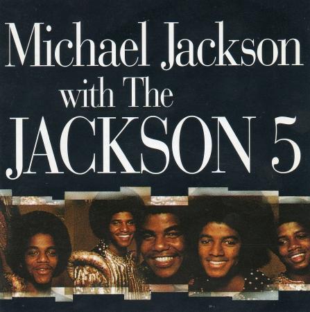 Michael Jackson  With The Jackson 5 - master series