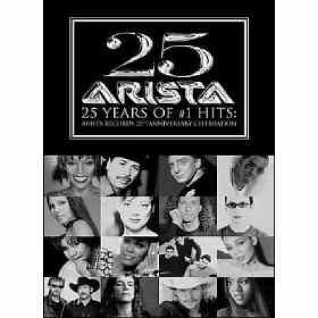 25 Years Of 1 Hits: Arista Records