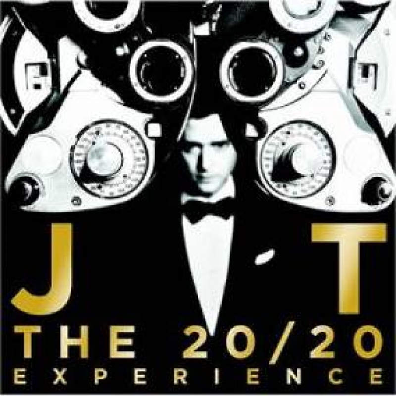 JUSTIN TIMBERLAKE - THE 20 20 EXPERIENCE (CD) (887654785121)