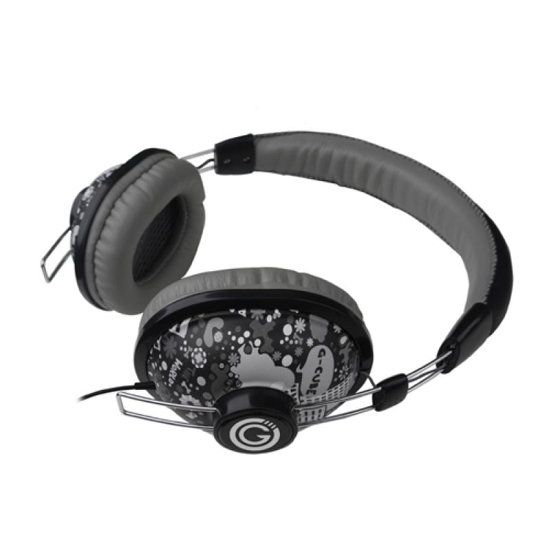 Fone de Ouvido City Dual Mode Headphone Ghc-170bw - Cinza