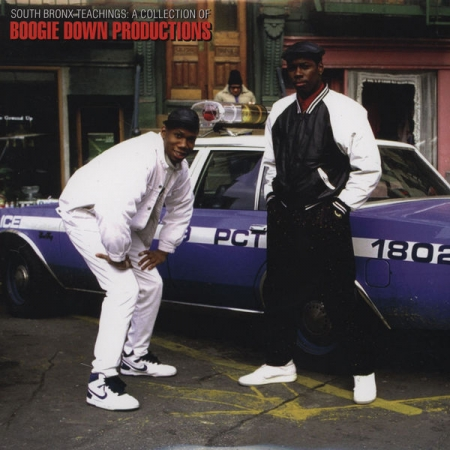 LP Boogie Down Productions - South Bronx A Collection Of Duplo E Importado