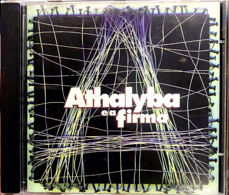 Athalyba e a Firma - Athalyba e a Firma (CD)
