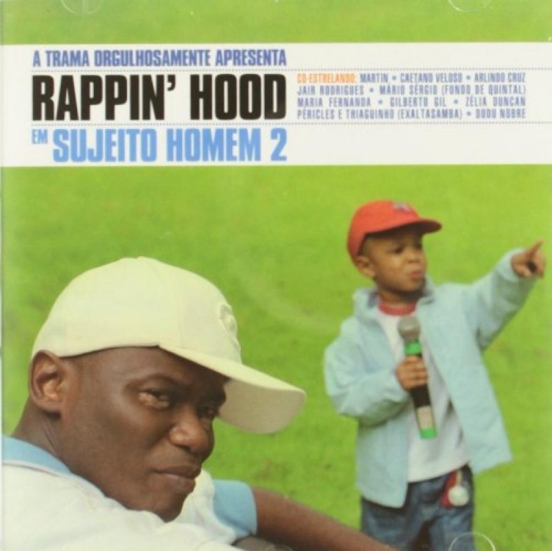 RAPPIN HOOD - Sujeito homem 2 (CD) (7898133069932)