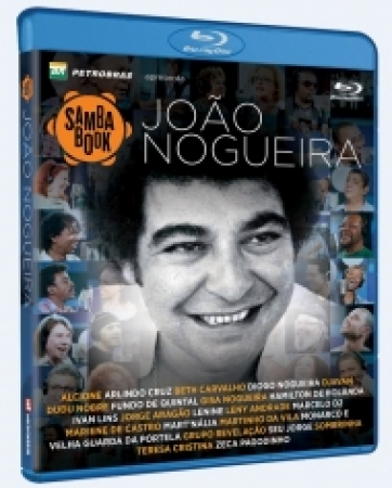 Blu-ray Joao Nogueira - Sambabook