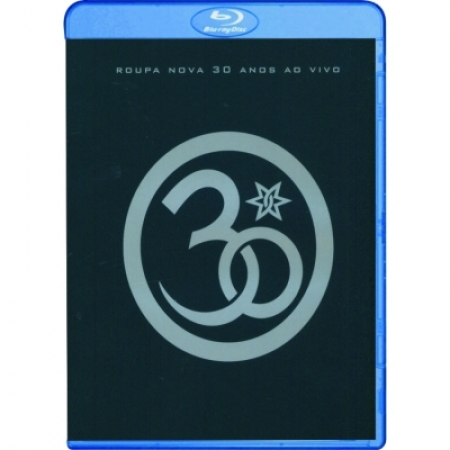 Blu-ray Roupa Nova - 30 Anos Ao Vivo