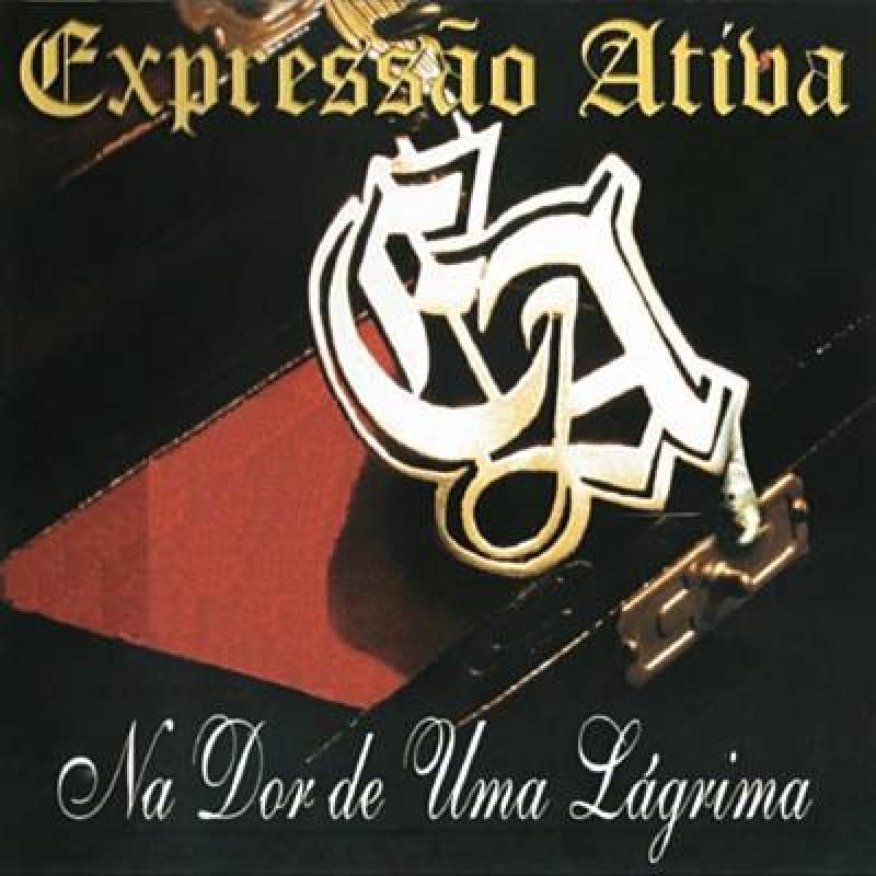 Expressao Ativa - Na Dor De Uma Lagrima (raro) (CD)