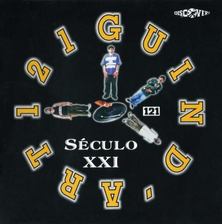 Guind Art 121 - Século XXI (CD)