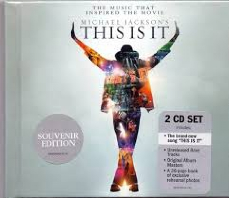 Michael Jackson - This Is It Souvenir Edition Importado (CD)