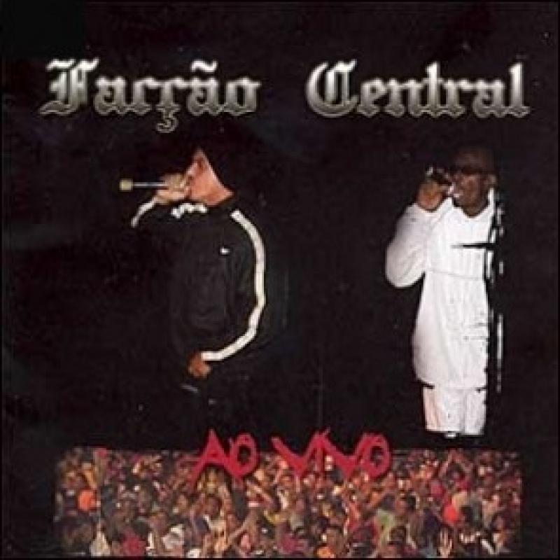 Faccao Central - Ao vivo (CD) (7893248825008)