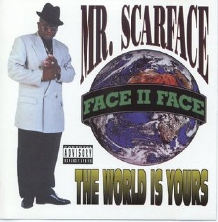 Scarface - The World Is Yours Importado