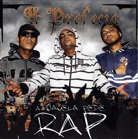 A Profecia - A Favela Pede Rap