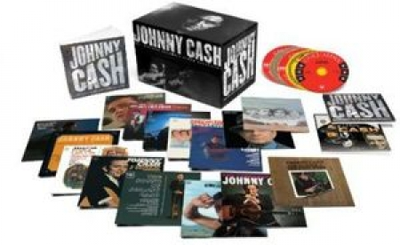 BOX Johnny Cash - The Complete Columbia Album Collection (63 CDS)