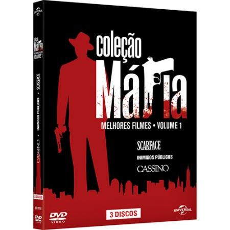 Scarface - Inimigos Publicos e Cassino 3 Discos