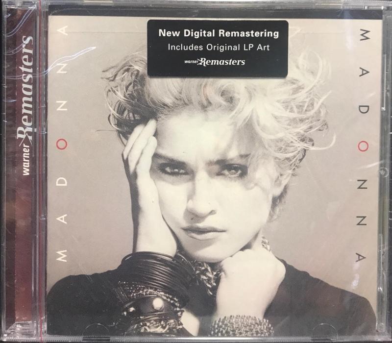 Madonna - Madonna (CD) IMPORTADO